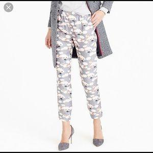 Jcrew Collection floral pants